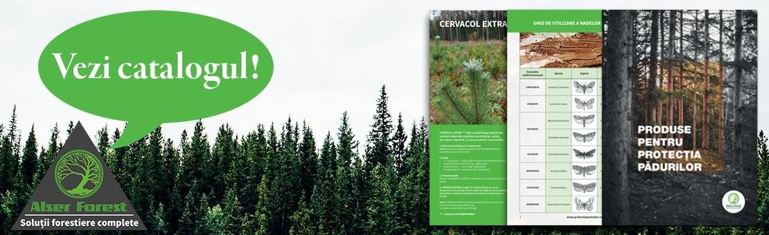 Catalog Protecția Pădurilor